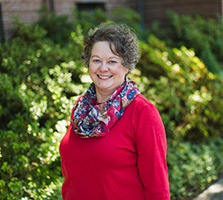 Melynda Huskey, Ph.D, Vice President for Enrollment and Student Services